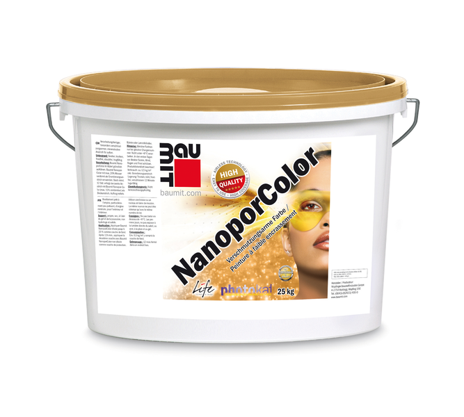 Baumit NanoporColor