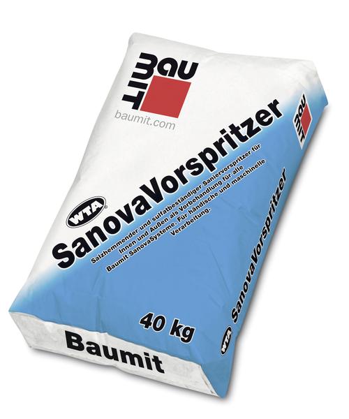 Baumit Sanova Spritz